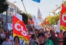 Défense de la fonction publique – Des milliers de personnes dans les rues de Perpignan