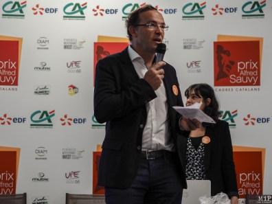 Emmanuel Stern - Président du Prix Sauvy