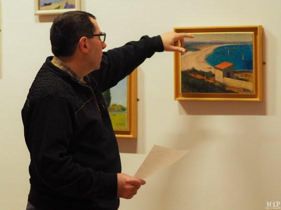 Association Les Mains Libres propose un Autre Regard - Musée Rigaud-290307
