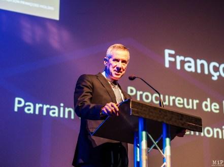François Molins - Image d'archive
