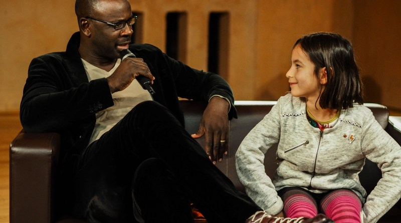 Lilian Thuram aux Nuits du Mémorial – «Pour donner à comprendre à la jeunesse»