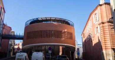 Visite guidée du campus universitaire Mailly au coeur de Perpignan
