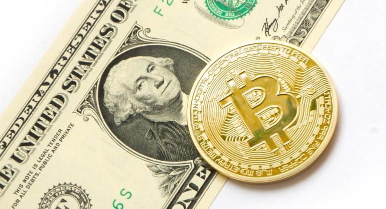 bitcoin - dollar