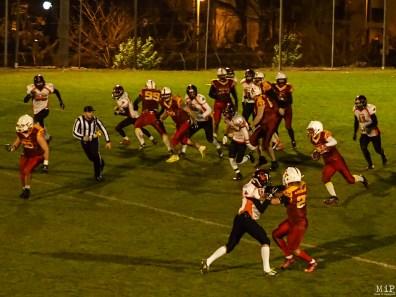 Football américain - Archanges Perpignan VS Scorpions Muret-1200701