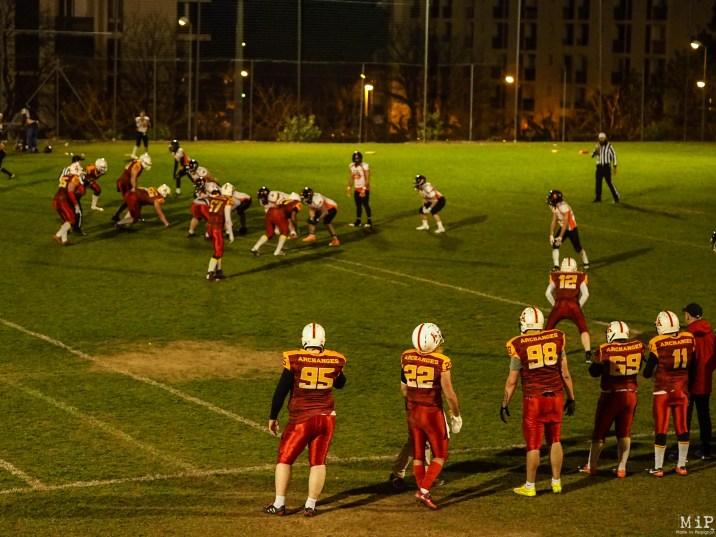 Football américain - Archanges Perpignan VS Scorpions Muret-1200758