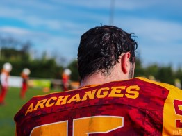 Football américain - Archanges Vs Grizzly -2180373