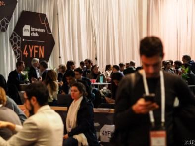 Mobile World Congress 2018 - 4YFN - Barcelone J2-2270121