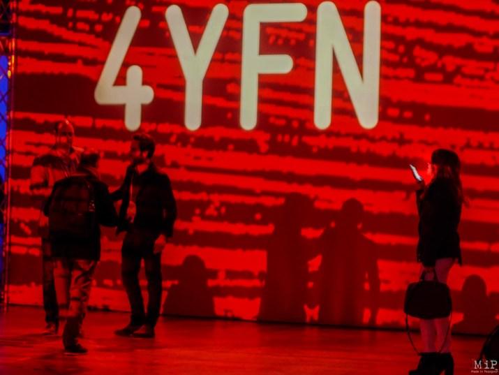 Mobile World Congress 2018 - 4YFN - Barcelone J2-2270225