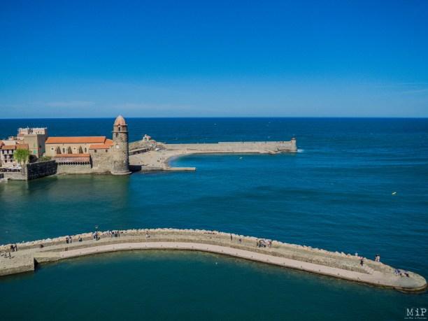 Collioure - Site particulièrement touristique du département
