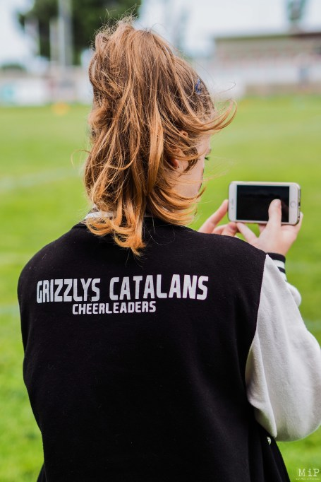 Football américain - Finale de la coupe de France - Grizzly catalans VS Les dragons de Paris