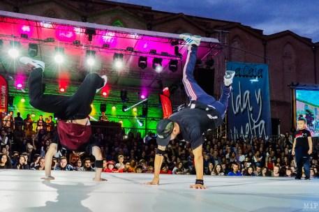 Ida y Vuelta 2018 - Battle hip-hop