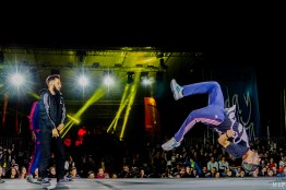Ida y Vuelta 2018 - Battle hip-hop