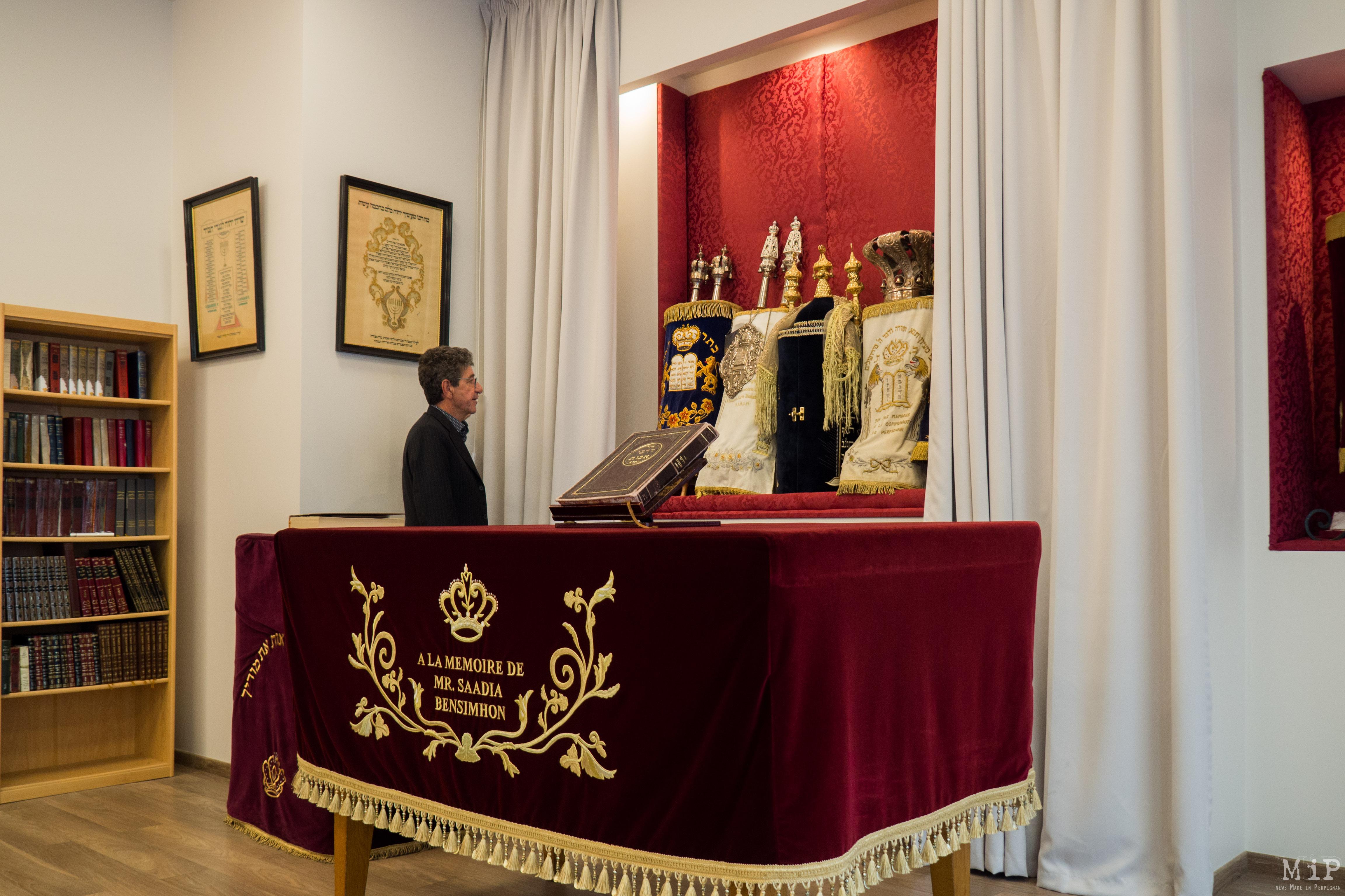 Synagogue Perpignan - Daniel Halimi