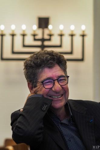 Synagogue Perpignan - Daniel HalimiDaniel Halimi - Président de la communauté israélite de Perpignan