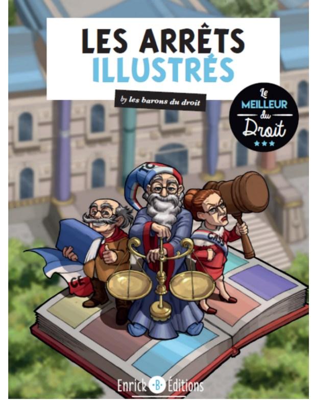 Bande dessinée illustration residence d'artiste UPVD - Les Arrêts illustrés-