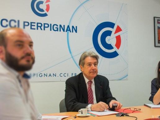 Bernard Fourcade - President CCI PO-