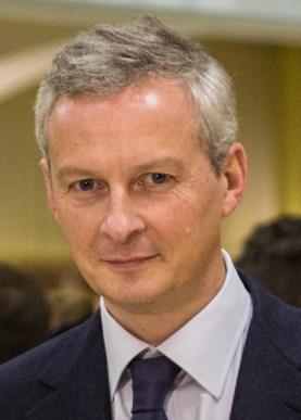Bruno Le Maire Strasbourg 21 novembre 2014 - Image Wikipédia