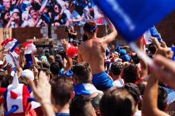 Champions du Monde de footlball - Perpignan fête la 2ème étoile des bleus