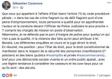 Sébastien Cazenove - Facebook