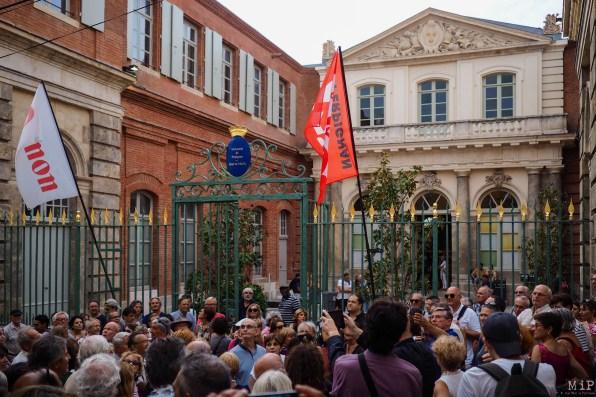 Journées du Patrimoine - Quartier Saint Jacques de Perpignan - Déambulation organisée par l'ASPHAR