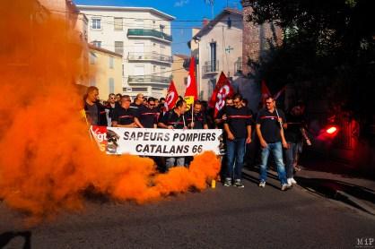 Pompiers Perpignan - SDIS 66