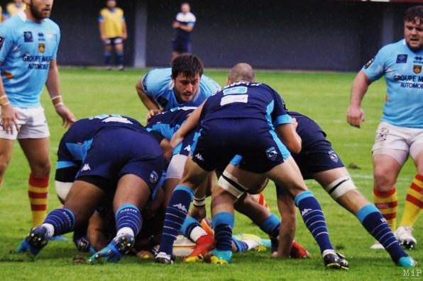 USAP Vs Montpellier - 30 09 2018