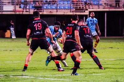 USAP contre LOU - Rugby Top 14 - Perpignan
