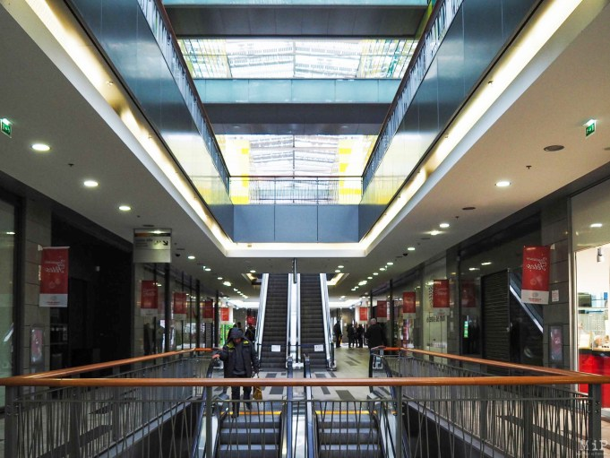 Centre del Mon - Galerie commerciale