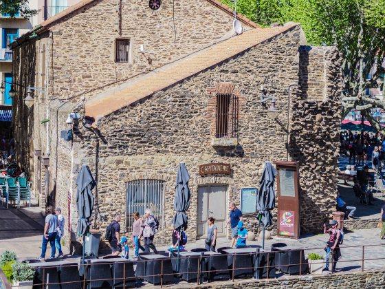 Collioure Avril 2018 tourisme vacances