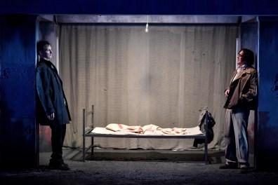 Crime et Châtiment de Nicolas Oton d'après le roman de Dostoïevski- Théâtre de l'Archipel ©Marc Ginot