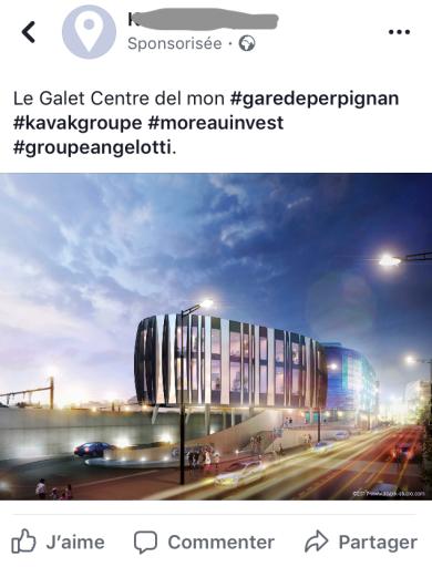 Le Galet - Le Centre del Mon