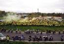Perpignan assiégée par la mobilisation des gilets jaunes ce 17 Novembre