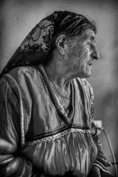 La grand-mère de Férhat Bouda - Crédit photo Ferhat Bouda - Agence VU