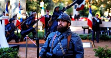 Centenaire armistice 14-18 – 1166 poilus immortalisés au mémorial de Perpignan