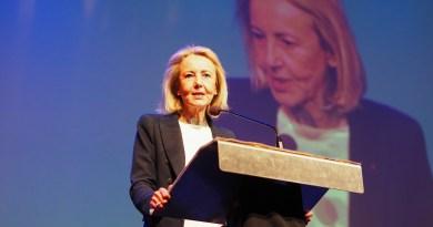 L'académicienne Dominique Bona bonne fée des nouveaux Docteurs de l'Université de Perpignan