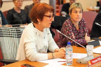 Françoise Fiter - Groupe communiste