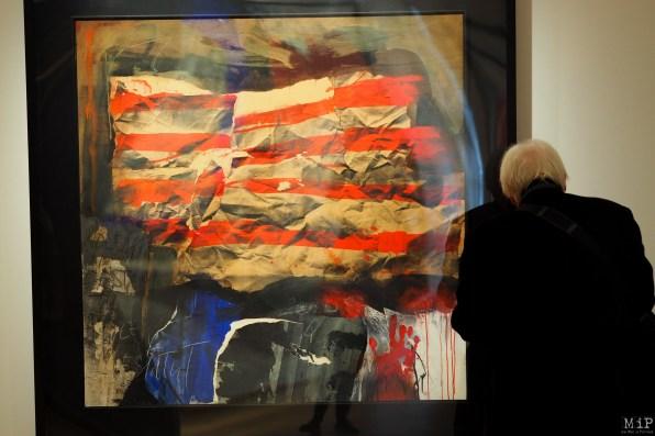 Musée Hyacinthe Rigaud - Exposition temporaire Antoni Clavé-13