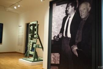 Musée Hyacinthe Rigaud - Exposition temporaire Antoni Clavé-7
