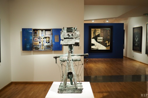 Musée Hyacinthe Rigaud - Exposition temporaire Antoni Clavé-9