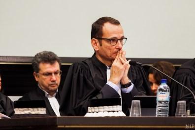 Pierre Viard, nouveau président du tribunal de grande instance de Perpignan