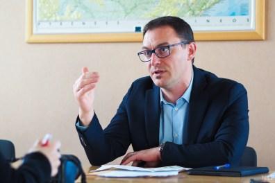 David Maury - Sous-directeur de la CAF des PO