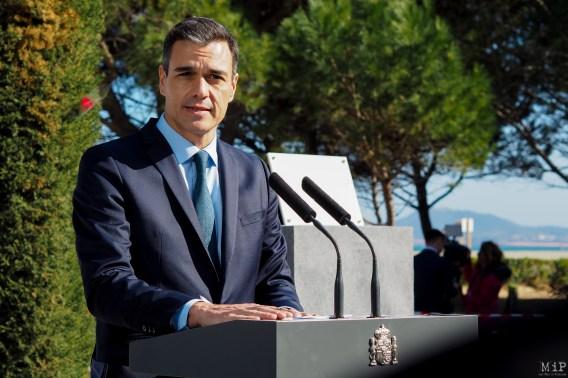 Le Président du gouvernement Espagnol rend hommage aux exilés de La Retirada - Février 2019 - Collioure et Argeles-sur-Mer-32