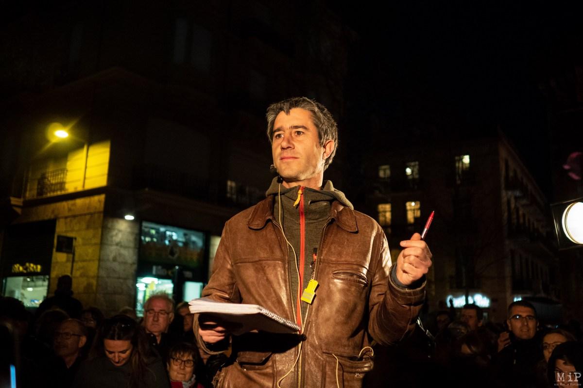 François Ruffin J'veux du soleil Perpignan mars 2019