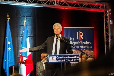 Laurent Wauquiez à Canet-en-Roussillon-21