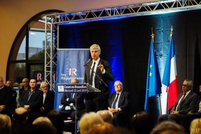 Laurent Wauquiez à Canet-en-Roussillon-25