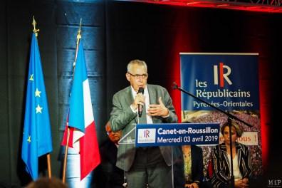 Jean-Marc Pujol Maire Les Républicains de Perpignan