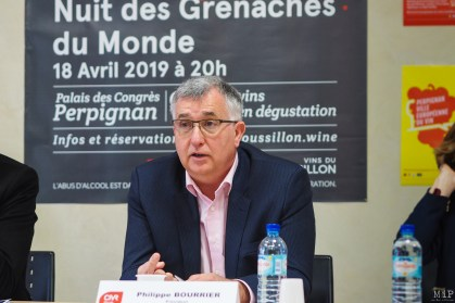 Philippe Bourrier - President du CIVR