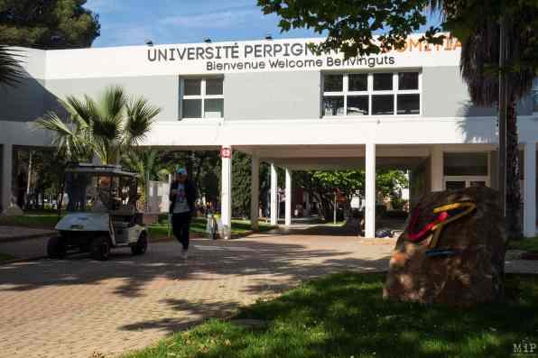 Université de Perpignan UPVD