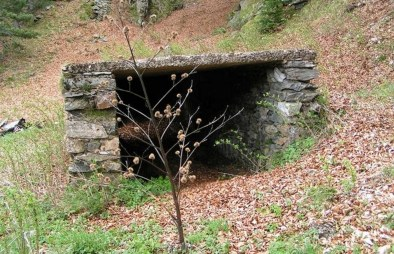Site minier de la Pinouse