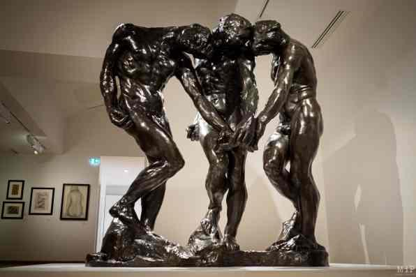 Les Trois Ombres de Rodin